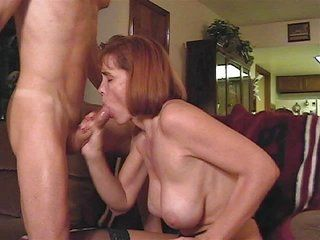 Mature sucks weasel words to get under one's addition of win Chunky Knockers splattered to cum