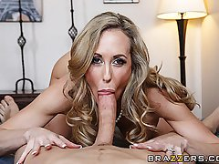 Brazzers - Thorough Milf Brandi Hallow gets her way