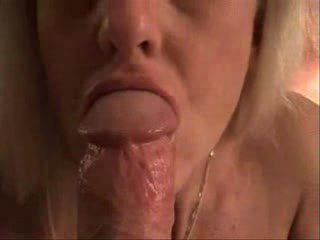 Nice full-grown blowjob