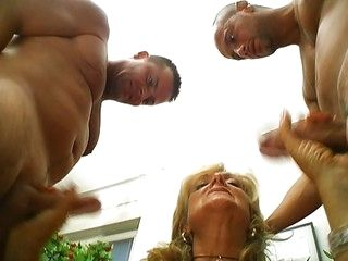 Of age threesome