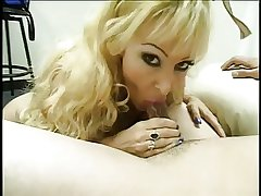 Busty Of age Brittany O'Neil Blowjob