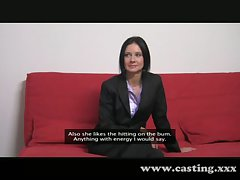 Casting - Matter milf loves the cock