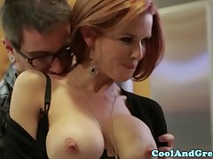 Veronica Avluv deepthroating approximately zeal