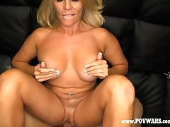POV Wars Mature babe fucked by 5 guys almost a prove guy-1