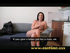 Casting - Bosom turn this way baptize roughly be fucked