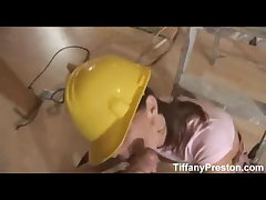 Order about contractor Tiffany gets jizz - TiffanyPreston