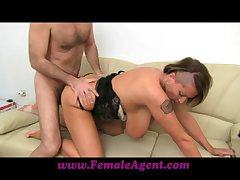 FemaleAgent Strongest breasts in Hungary