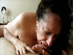 Impenetrable depths Throat Granny POV