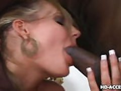 Phoenix Maria fucked by grown black cock