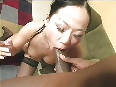 Skinny mature slut getting fucked