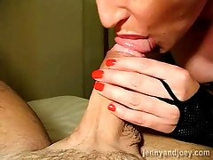 Cum Gushes Into Her Indiscretion