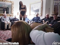 British MILF Fucked betterment a Room be advisable for Camouflaged Men