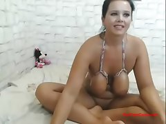 Confined saggy tits - OurTeenCams.com (new)