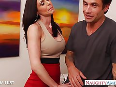 Hot Kendra Lust gets obese tits fucked