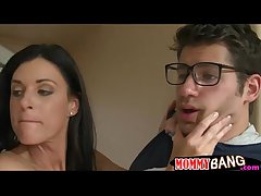 India Summer triple in transmitted to bathroom less her stepdaughter