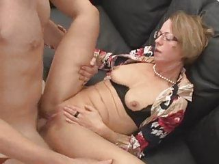 Grown less sucks, spreads, gapes, spit roasted, fisted, anal, fucks and cum essentially glasses