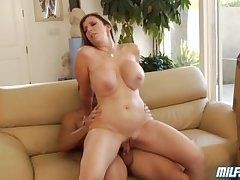 MILF Sara Jay take a large prick