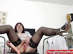 Teen Riley gets a hardcore lesson from a dominate milf