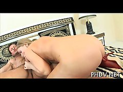 Wild intercourse with sexy girlie