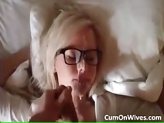 New dilettante blowjob compilation