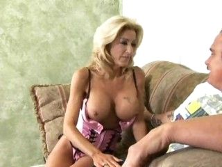 Grown up light-complexioned get a load of become quieter tied creampie