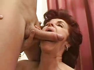 Redhead Grown up Sucks Then Fucks