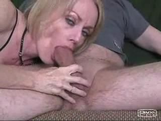 Dabbler Grown up Milf Blowjob Facial Homemade Sextape