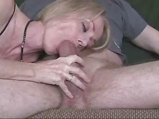 Second-rate Matured Milf Blowjob Facial Homemade Sextape