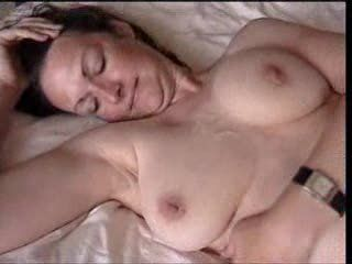 Pulchritude mature milf old lady blowjob fucked increased by facial sperm cumshot 3