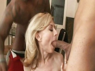 Nina Hartley is a Great White Father housewive