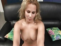 FemaleAgent Anal delight on the colouring couch