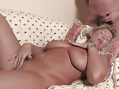 natural busty mature is creature fucked