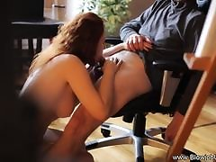 A hairy mature wife fucked good wide of her bear-husband