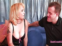 Sophia Mounds - sizzling housewife creampie