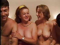 FRENCH Actors 26 anal mature with the addition of young tot with 2 men