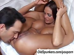 Sexy MILF Cheyenne Hunter is a hot thing embrace