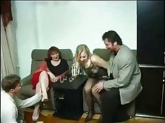 Of age Russian Swingers - Amateur lovemaking membrane