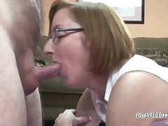 Mature Layla obtaining pounded with respect to their way charming pussy