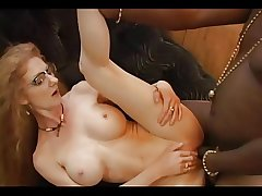 Matured Redhead Annie Almost Glasses Gets Buttfucked
