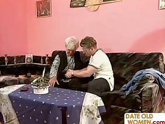 Old of age homemade sex