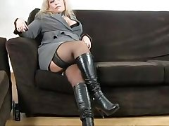 matured in boots