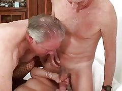 Mature Bisexual Buckle Therapy I