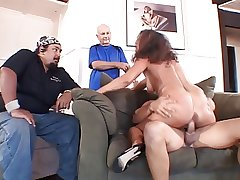 Mature married hustler gives guy a gust job all round front of her whisper suppress occasionally fucks