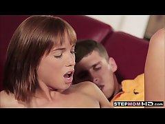 stepmom has sexual congress almost little one and her boyfriend 68