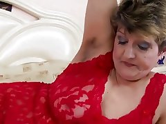 Hairy Mature Unspecified - 9