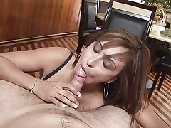 Of age lady does first-rate blowjob POV