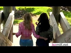 Milf Lesbians (Brianna Ray & Emily Briar) In Copulation Chapter clip-08