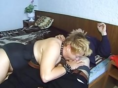 Mature Blonde Gets Ravaged By Many Dildos