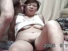 Homemade Of age Asian Cpl Love to Fuck (Uncensored)