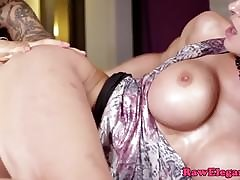 Perfect milf including to a concocted cock